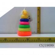 Műanyag kacsa játék