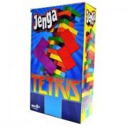 PLUSPOINT Jenga Tetris Game (A New Jenga Game !!) Pull-Stack-Crash.