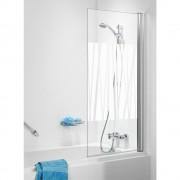 Douche Concurrent Badzijwand Sealskin Get Wet 105 2 Delig 100x140cm Chroom Kabana Decor Glas
