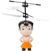 Bheem Toy With Flying Sensor And Usb Charging
