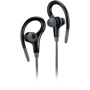 HEADPHONES, CANYON CNS-SEP2B, Microphone, Black