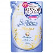 Kose Cosmeport «Je l'aime - Amino» Тритмент с аминокислотами для повреждённых волос «Экстраувлажнение», фруктово-цветочный аромат, запасной блок, 400 мл.