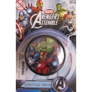 MARVEL Avengers Assemble LIGHT UP YO YO Avenger Yo-Yo LIGHTS UP When it SPINS