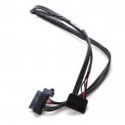 Lenovo 00AL956 Black signal cable