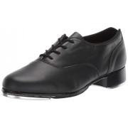 BLOCH Dance Respect Zapato de Piel para Mujer, Negro, 12 N US