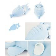 YuanShiming Animal Plush Pillow Hugging Pillow Soft Plush Toy Stuffed Animals Toy (Elephant, 45cm)