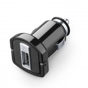 Cellular Line Cellularline USB Car Charger Ultra - Fast Charge Universale Micro caricabatterie da auto USB Nero