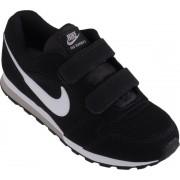 Nike Jongens Sneakers Md Runner 2 (psv) - Zwart - Maat 31