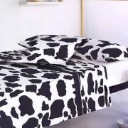 SABANALIA Juego de Sábanas Vaca (Disponible en varios tamaños)