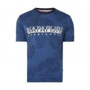 Napapijri T-Shirt mit Allover-Muster