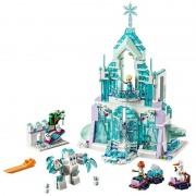 Lego princess il magico castello di ghiaccio di elsa