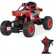 King Turned Climb 4WD Off-Road 4 Wheel Rechargeable Remote Control Rock Crawler