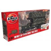 Airfix kit constructie wwi ole bill bus gift set