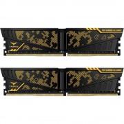 DDR4, KIT 16GB, 2x8GB, 3600MHz, Team Group Elite T-Force Vulcan TUF, 1.35V, CL19 (TLTYD416G3600HC19ADC01)
