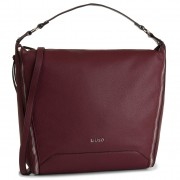 Дамска чанта LIU JO - L Hobo N69125 E0027 Ruby Wine 91725