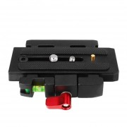 Placa P200 rápida liberación de la abrazadera QR para Manfrotto 501 500 Ah 701HDV 503HDV Q5