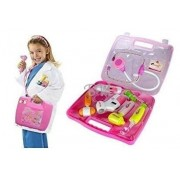 Operated Doctor's Kit with Light Sound Effects, Multi Color