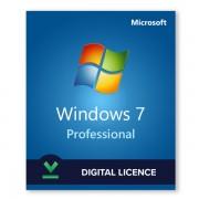 Windows 7 Professional SP1 - Licencia digital - Software para descargar