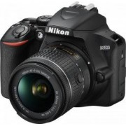 Aparat foto DSLR Nikon D3500 Kit AFP 18 55mm VR black