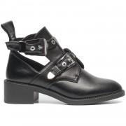 Boots Silver Buckle - Laarzen