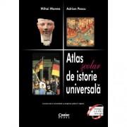 Atlas scolar de istorie universala / Manea 2018