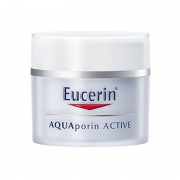 Eucerin AQUAporin Active Hydraterende Crème Rijke Textuur - 50ml