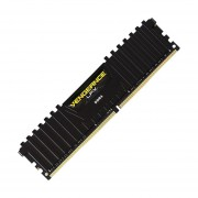 Memoria Ram DDR4 Corsair Vengeance LPX 2400MHz 8GB PC4-19200 (CMK8GX4M1A2400C16)-Negro