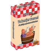 Boosterbox Quiz It! Junior: Varkentjes Wassen! (Spreekwoordraadsels)