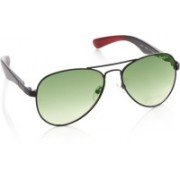 Pepe Jeans Aviator Sunglasses(Green)