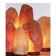 Lampa naturala din sare Himalaya 4-5 kg - Lampi Sare