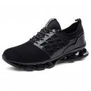 Zapatos Deportivos Amortiguación Para Unisex TK05 - Negro