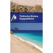 Reisgids Türkische Riviera - Kappadokien | Michael Müller Verlag