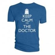 Tricou - Doctor Who - Keep Calm I'm The Doctor