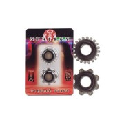 Silikonski prestenovi za penis Synergy SEVCR00614