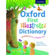 Oxford First Illustrated Dictionary, Paperback