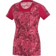 GORE RUNNING WEAR AIR PRINT Dames roze 2015 Hardloopshirts