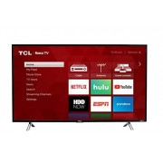 "TCL 43S305-MX Smart TV 43"" Roku TV Full HD, Wi-Fi Doble Banda, 3 x HDMI, 1 x USB 2.0, 1 Salida Audio Digital Óptico"