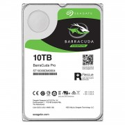 SEAGATE 10TB BARRACUDA PRO 7200RPM SATA 6GB/S 256MB CACHE 3.5 PULGADAS INTERNAL HARD DRIVE (ST10000DM0004)