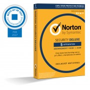 Norton Security Deluxe - PC, Mac, Android, Apple iOS
