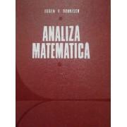 Analiza Matematica - Eugen V. Dobrescu