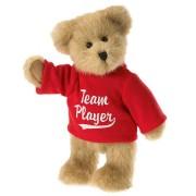 "Boyds Bears 8"" Plush Team Spirit Bear (Bears From The Heart Thinkin Of Ya Collection)"