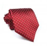 Cravatta seta a quadri S.T.DUPONT