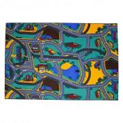 AK Sports Play Mat Playtime Street 140x200 cm 0309006