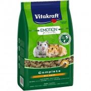 Vitakraft Emotion Complete All Ages pentru hamsteri 800 g