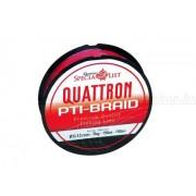 Quantum Quattron PTI-Braid 0. 25mm, 2400m, rosu