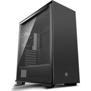 Carcasa PC Deepcool Macube 310 (GS-ATX-MACUBE310-BKG0P) , Turnul Midi , 9 Sloturi , ATX , Micro ATX , Mini ITX