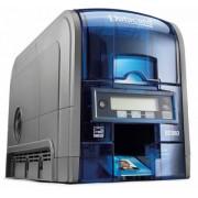 Картов принтер Entrust Datacard SD260S, едностранен, пренаписване, мрежа Ethernet