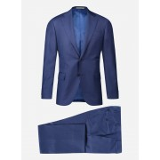Corneliani Regular-fit wollen pak Blauw - Blauw - Size: 54
