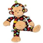Mary Meyer Taggies Big Dazzle Dots Soft Toy Monkey