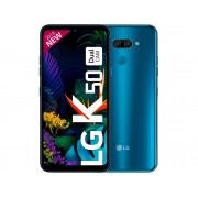 LG Smartphone LG K50 (6.3'' - 3 GB - 32 GB - Azul)